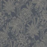 Portobello Wallpaper Bromelia 289656 By Rasch Textil For Brian Yates